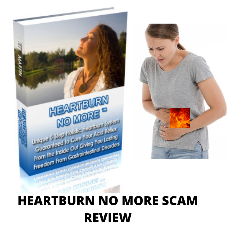 Heartburn no more review- What they are hiding from you
