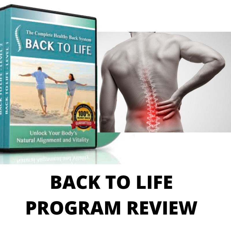 Back to life program review- The biggest scam yet?