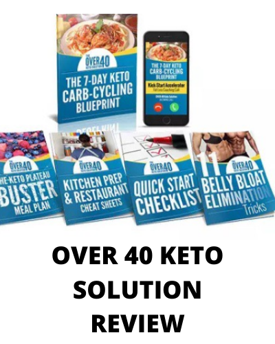 Over 40 keto solution review-The truth finally exposed