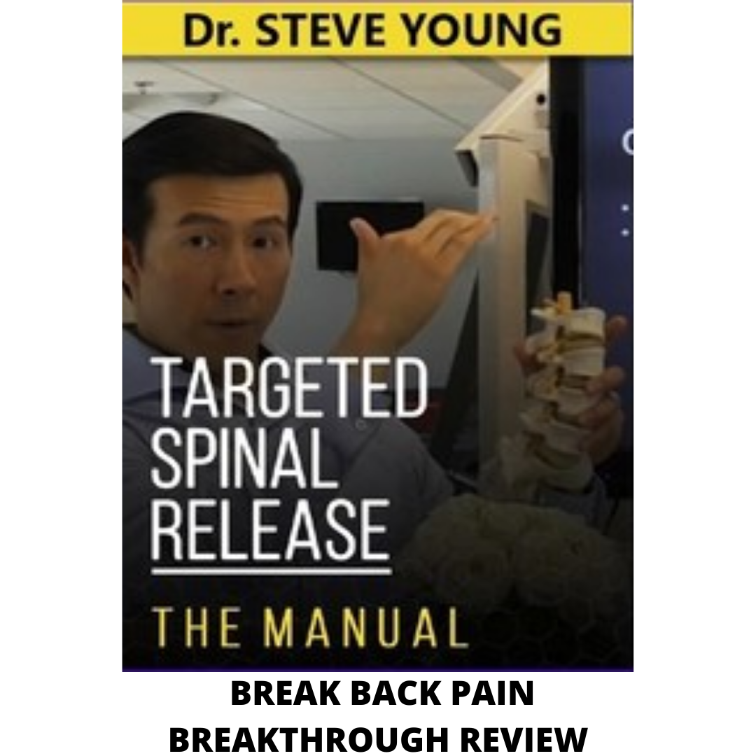 The back pain breakthrough review- Will this program cure your back pain?