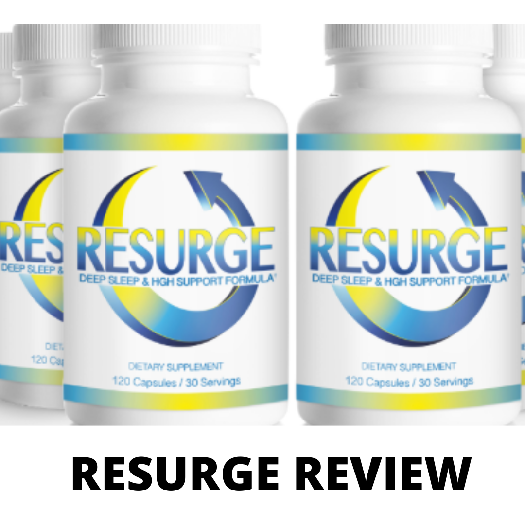 Resurge review- The truth Exposed!