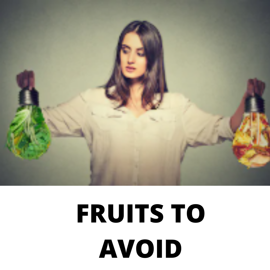 5 fruits to avoid for weight loss- What you are not told