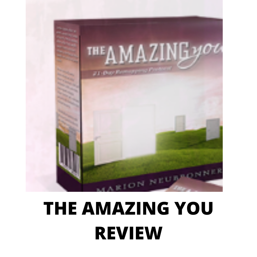 The amazing you review (2020)- Can this really improve mind power?