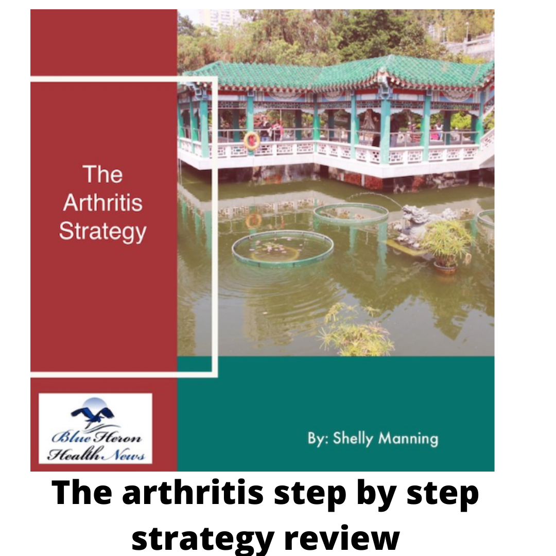 The Arthritis Step By Step Strategy review- Be careful and read first