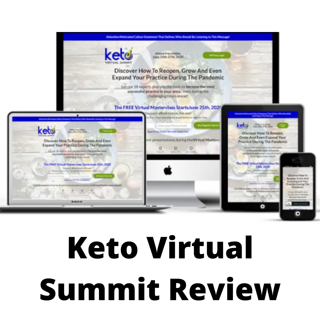 Keto virtual summit Review- Is this a scam?