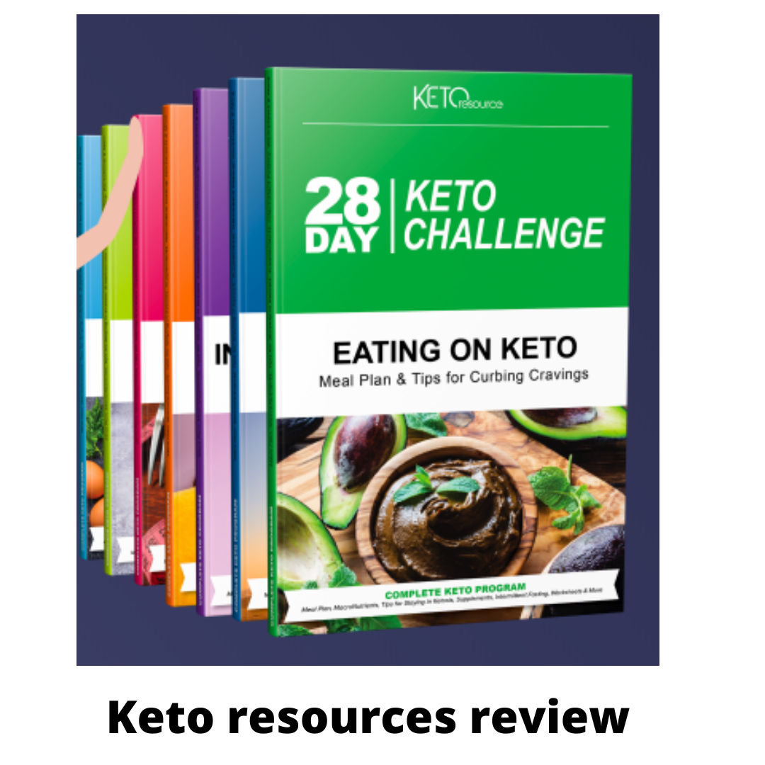 Keto resources review- Does this really work?