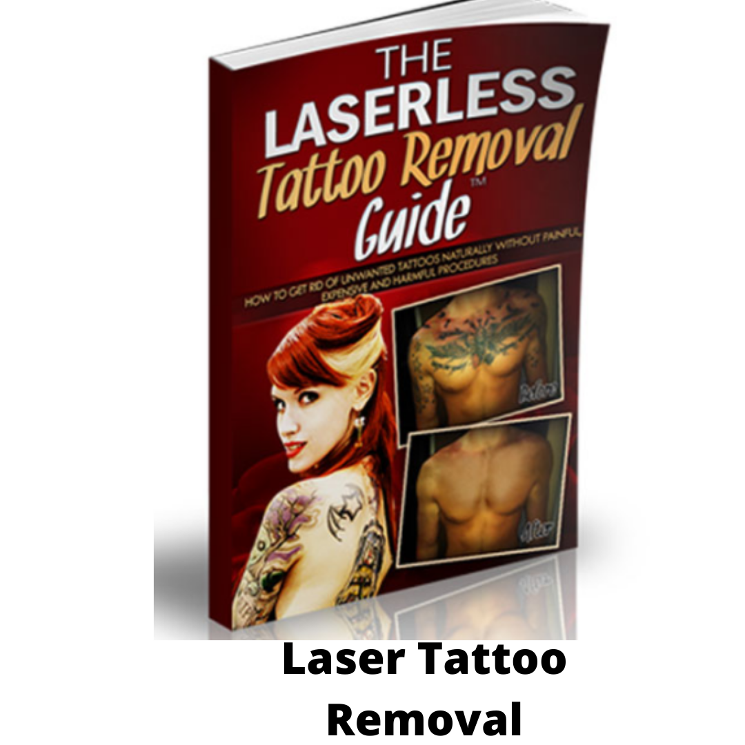 The Laserless Tattoo Removal Guide Review-Is this a scam?