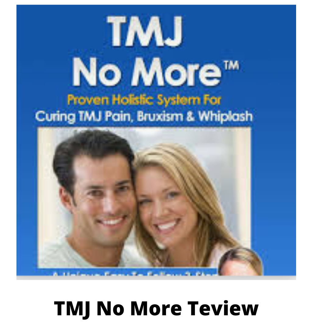 TMJ No More Review- My Experience