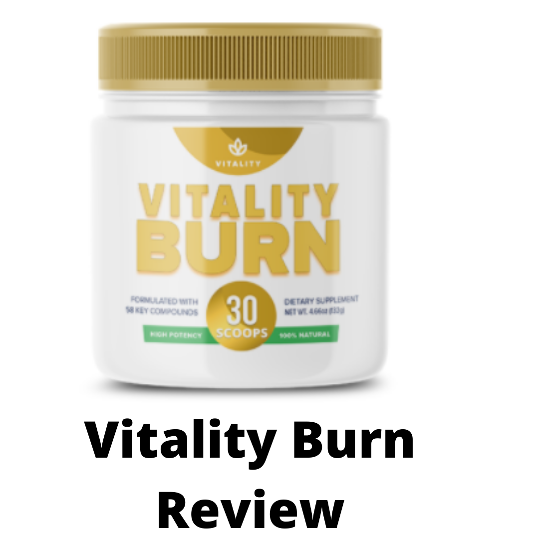 VITALITY BURN REVIEW: IS THIS GENUINE?