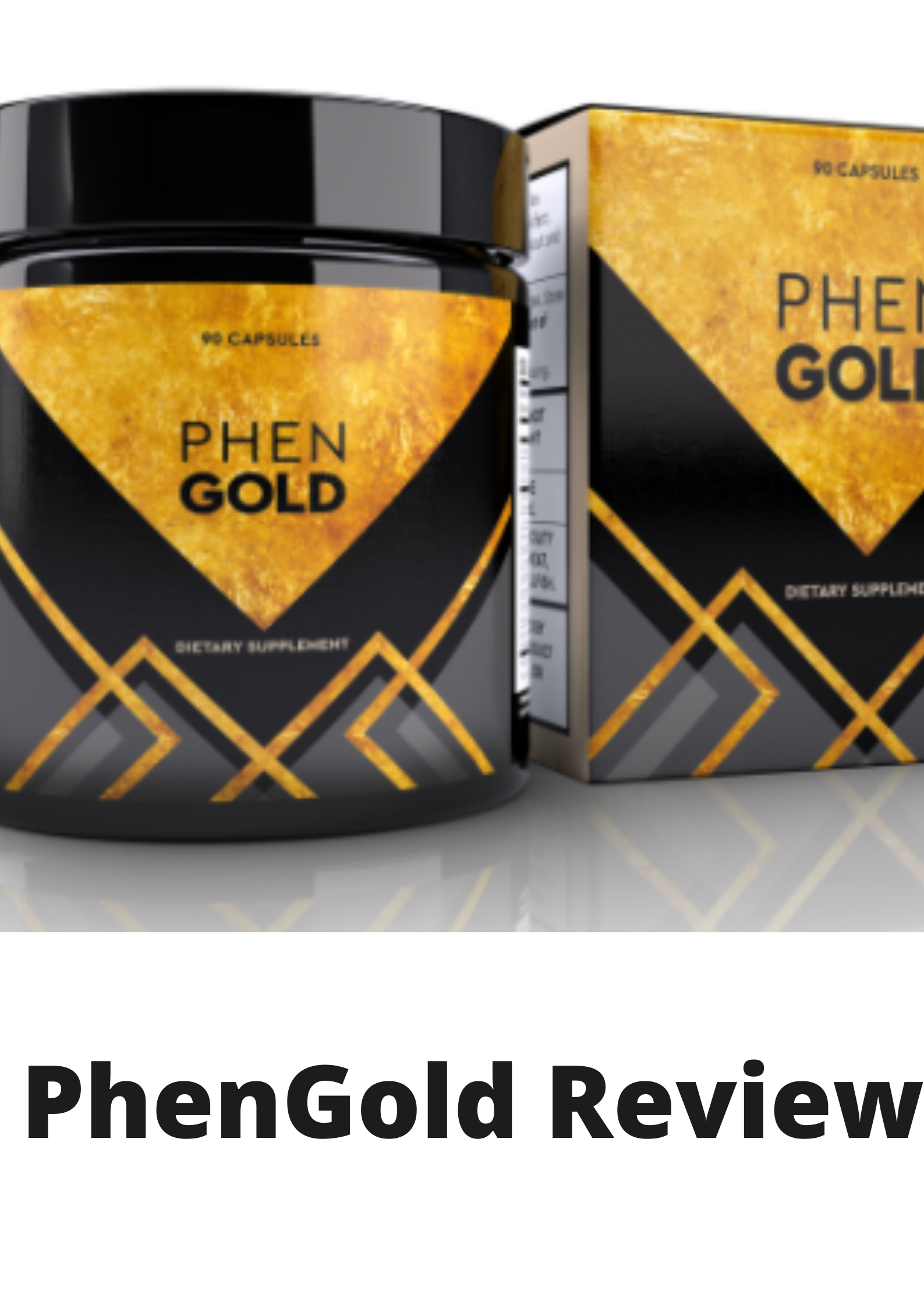 PhenGold Review: Is it worth the money?