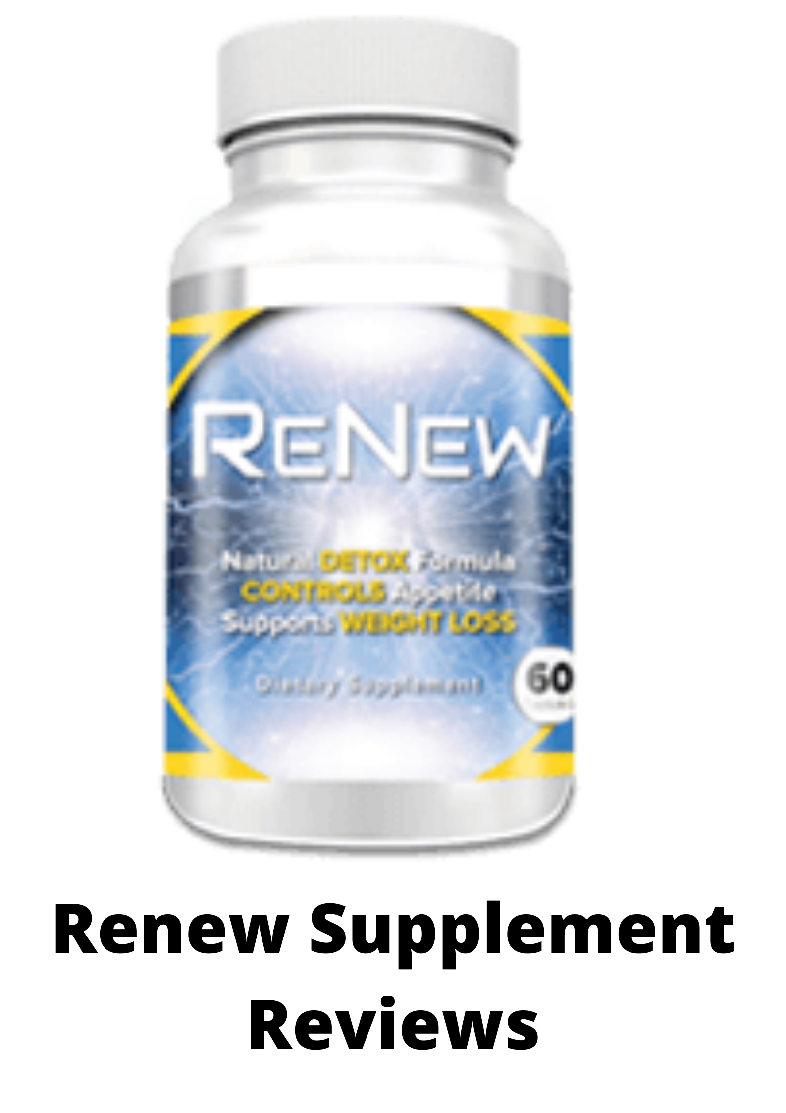 Renew Supplement Reviews