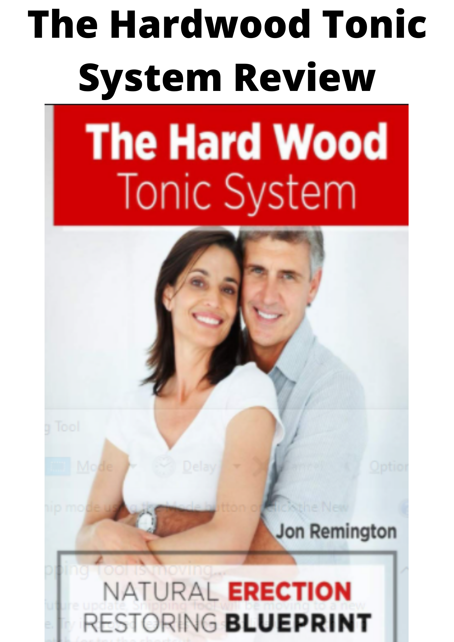 Hardwood Tonic System Reviews-The biggest scam?