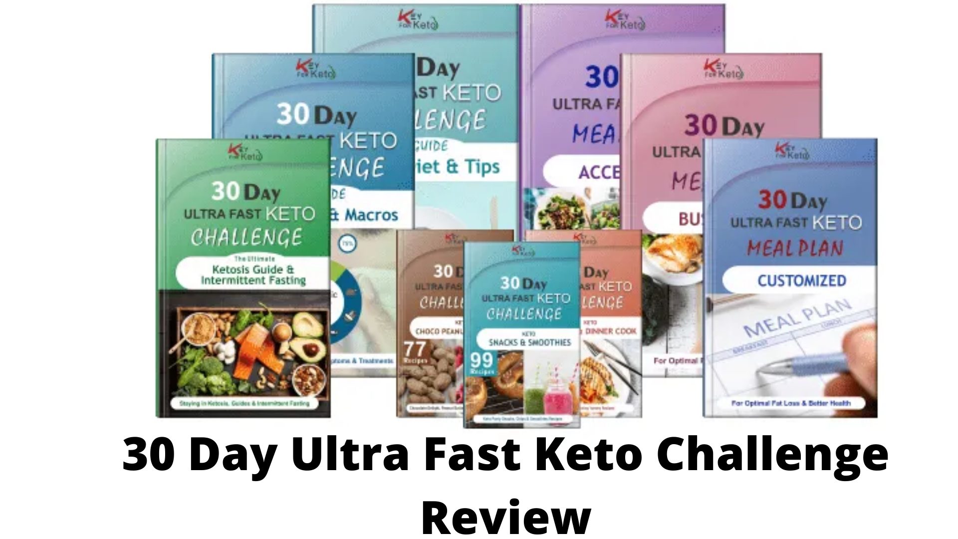 30 Day Ultra Fast Keto Challenge Review-Is this worth it?