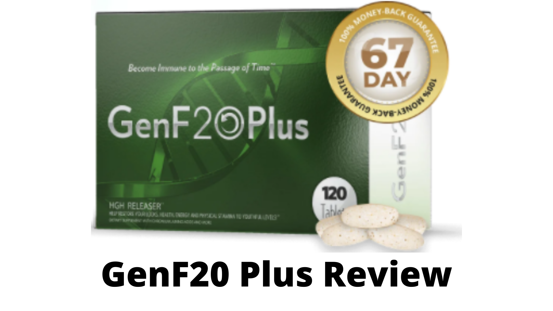 GenF20 Plus Reviews-Best human growth hormone?