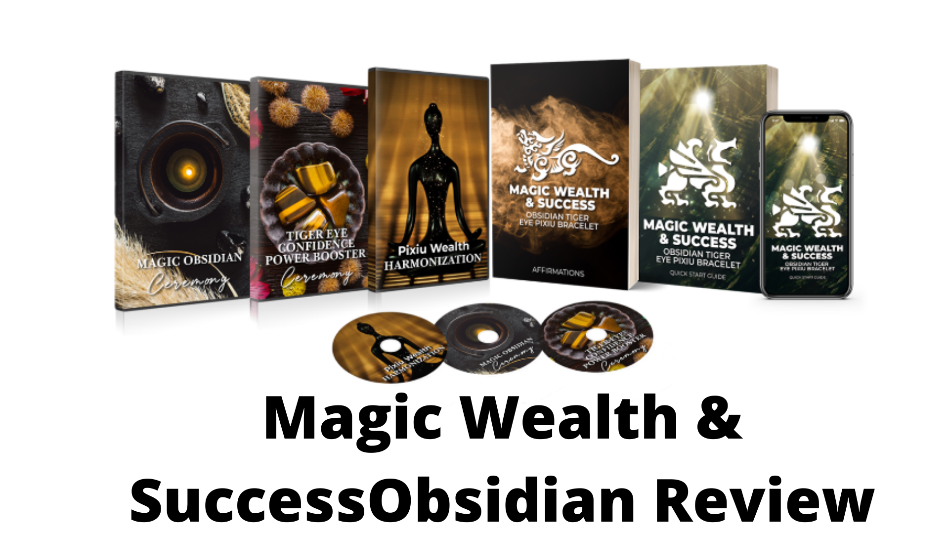 Magic Wealth & Success Obsidian Reviews-Read before buying