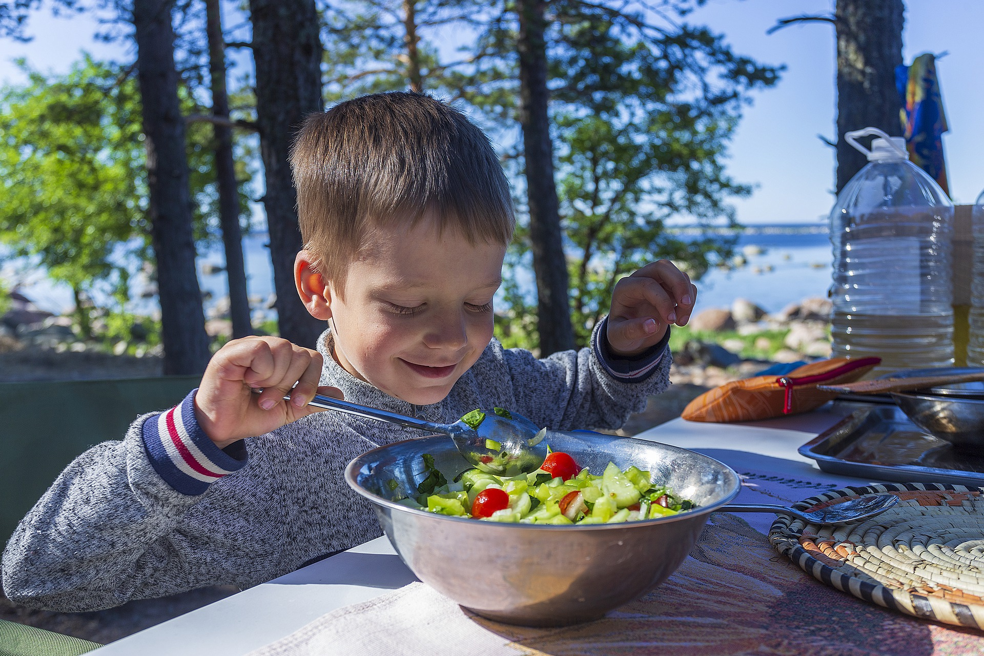 How to make your kids eat vegan-4 steps