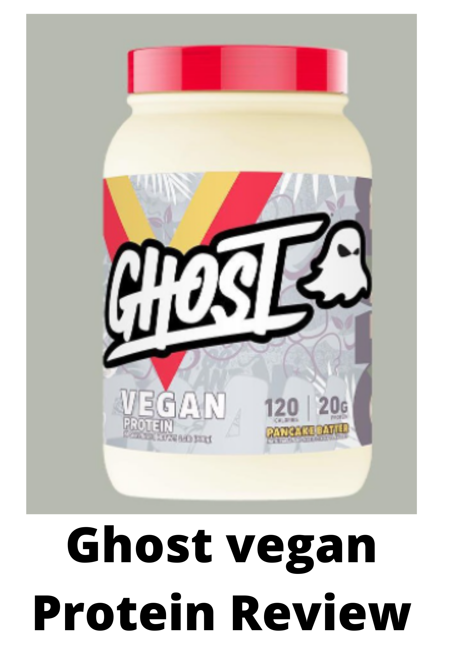 Ghost Vegan Protein Review-Is it worth it?