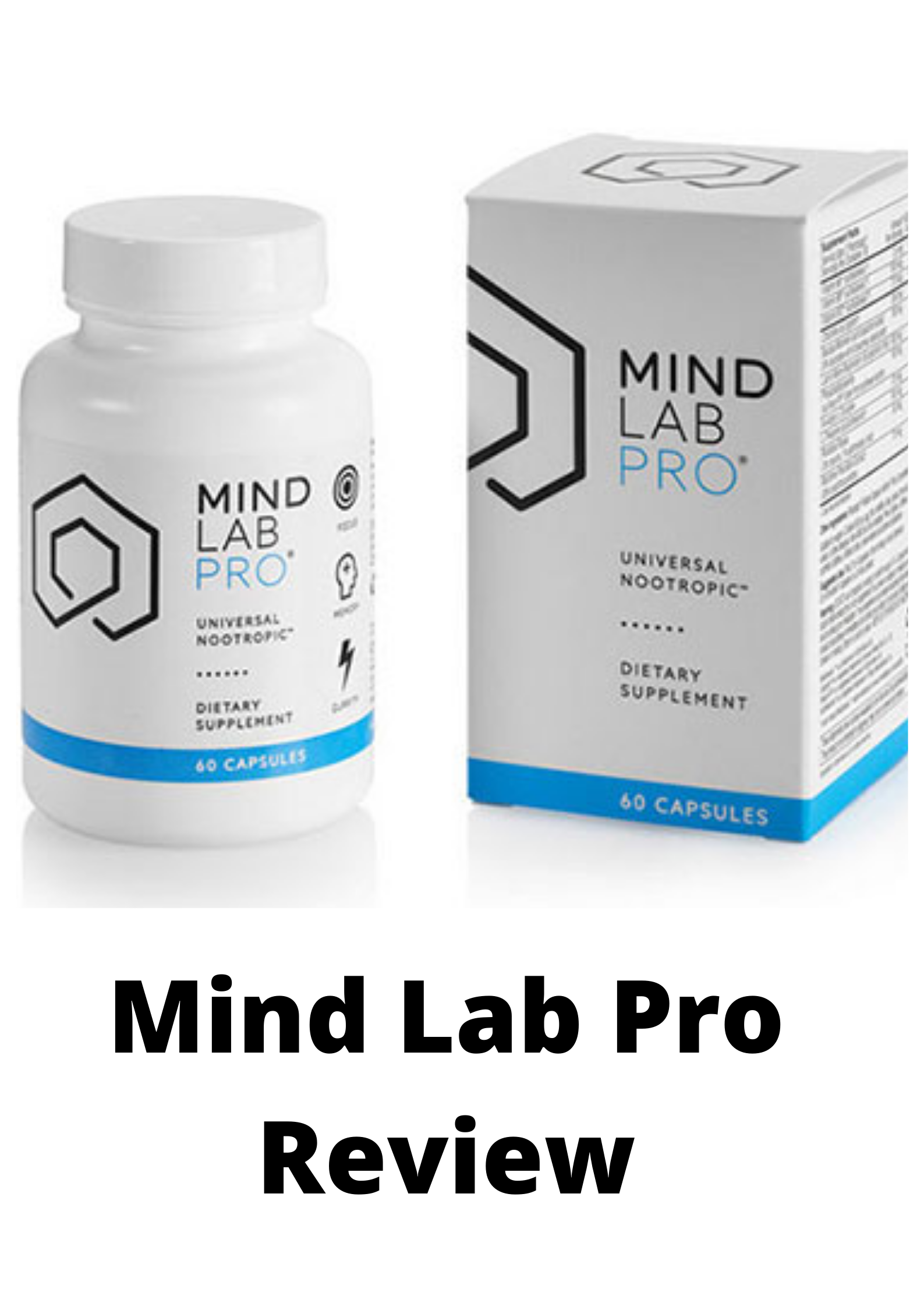 Mind Lab Pro Review where I will be telling you all you need to know when it comes to this supplement