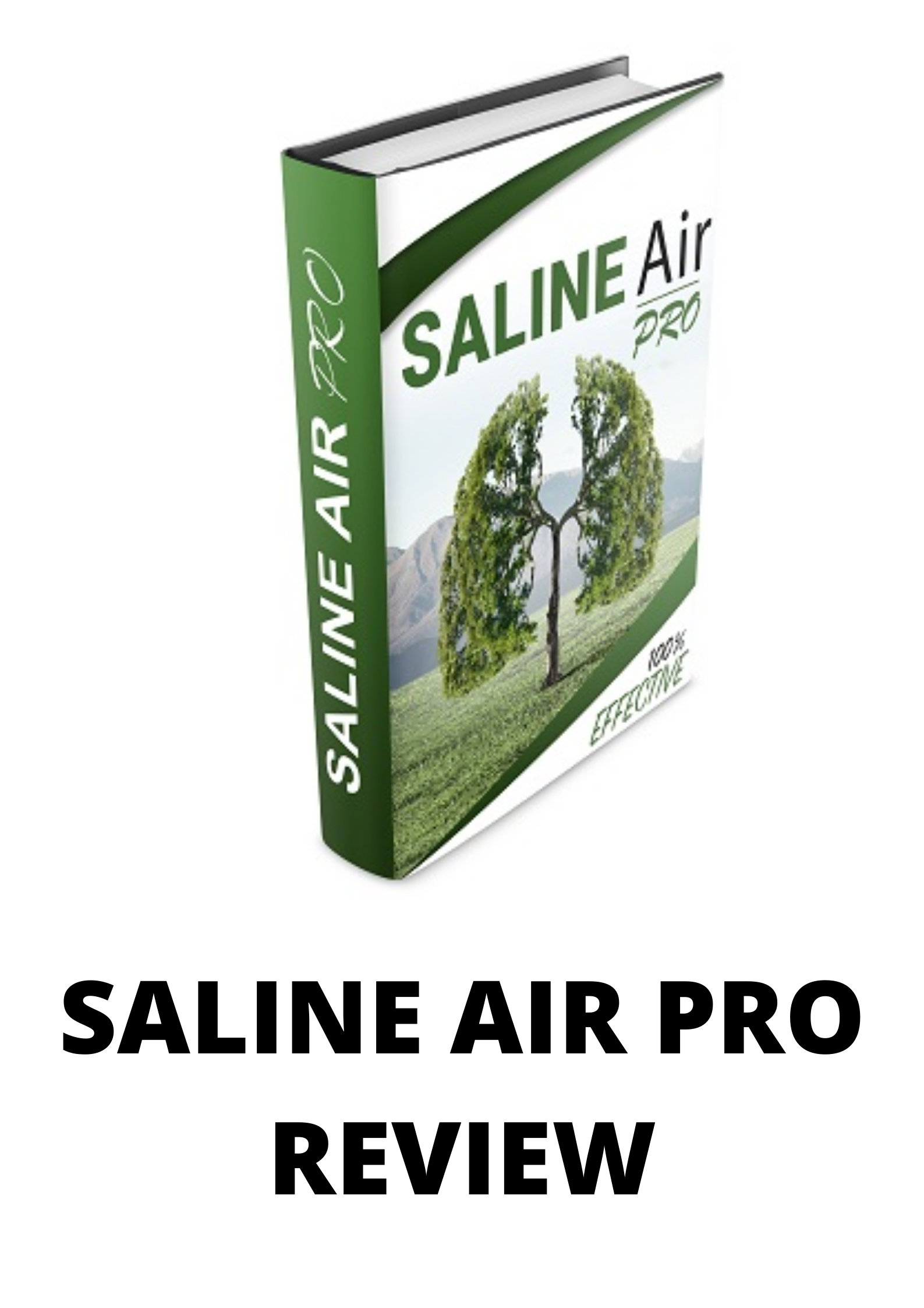 Saline Air Pro Reviews-What you need to know